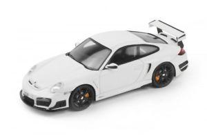 【送料無料】模型車 モデルカー スポーツカー カレラグアテマライムspark techart gtstreet rs carrera weiss auf basis eines 911 997 gt2 143 lim