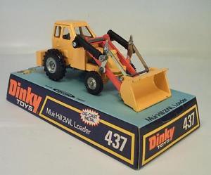 【送料無料】模型車 モデルカー スポーツカー ミュアヒル#dinky toys 437 muir hill 2wl loader ovp 3800