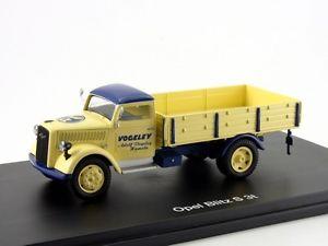 【送料無料】模型車 モデルカー スポーツカー オペルプラットフォームズエディションschuco 143 opel s 3t pritsche vogeley ltd edition