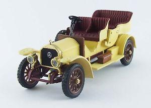 【送料無料】模型車 モデルカー スポーツカー メルセデスベージュリオmercedes tourisme beige 1909 rio 143 4392