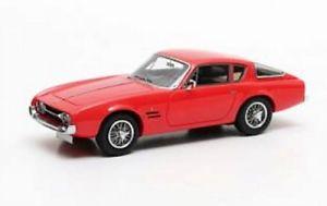 【送料無料】模型車 モデルカー スポーツカー ギアクーペghia 230s coupe red 1963