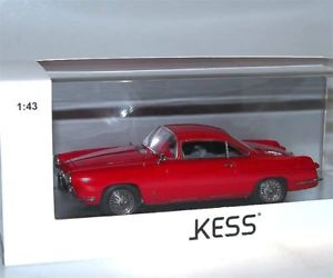 【送料無料】模型車 モデルカー スポーツカー スケールモデルアルファロメオギアクーペモデルkess scale models, 1954 alfa romeo 1900 ss ghia coup, rot, 143 resinemodell