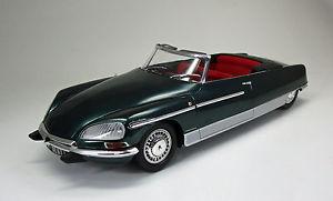 【送料無料】模型車 モデルカー スポーツカー シトロエンパームビーチモデルグリーンメタリックnorev 18002 b citroen ds 21 chapron palm beach modell 1968 grnmetallic 1 18