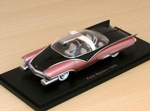 【送料無料】模型車 モデルカー スポーツカー フォードコンセプトネオford mystre concept 1955 neo 43605 143