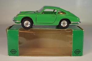 【送料無料】模型車 モデルカー スポーツカー ガマポルシェクーペライトグリーン#gama minimod 142 nr 973 porsche 911 coupe hellgrn ovp 6397