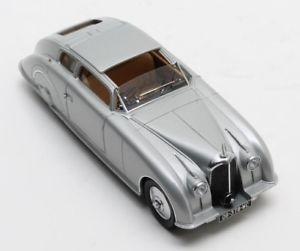【送料無料】模型車 モデルカー スポーツカー マトリックスvoisin c28 aerosport silver 1935 matrix mx 52108021 143