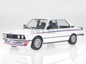 【送料無料】模型車 モデルカー スポーツカー モデルカーbmw e12 m535i 1980 weiss modellauto 183265 norev 118