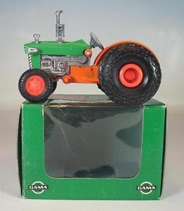 【送料無料】模型車 モデルカー スポーツカー ガマフォードトターグリーンオレンジ#gama minimod nr 9141 ford traktor grnorange ovp 6412