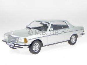 【送料無料】模型車 モデルカー スポーツカー メルセデスシルバーモデルカーmercedes c123 280 ce 1980 silber modellauto 183586 norev 118
