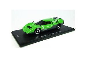 【送料無料】模型車 モデルカー スポーツカー マツダスパークkbsmazda rx500 green 1970 spark 143 kbs037