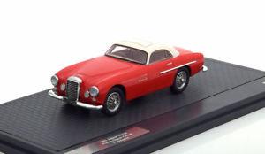 【送料無料】模型車 モデルカー スポーツカー マトリックスジャガーピニンファリーナクーペフライング143 matrix jaguar xk120 flyingcoupe pininfarina 1952 redwhite