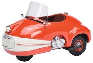 【送料無料】模型車 モデルカー スポーツカー schuco 118 brtsch mopetta rotwei