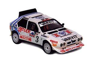 【送料無料】模型車 モデルカー スポーツカー キットランチアデルタパイクスピークkit lancia delta s4 varvit pikes peak 1987 alessandrini emmebi 021k