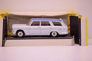 【送料無料】模型車 モデルカー スポーツカー フィアットステーションワゴンfiat 2300 station wagon dinky toys gb ref 172 en boite