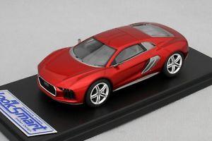【送料無料】模型車 モデルカー スポーツカー アウディクワトロコンセプトフランクフルトaudi quattro nanuk concept frankfurt 2013 looksmart lsaudinqc 143