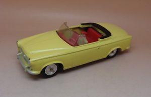 【送料無料】模型車 モデルカー スポーツカー プジョーカブリオレシリーズsolido srie 100 peugeot 403 luxe cabriolet rf 108dorigine 1960 excellent etat