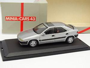 【送料無料】模型車 モデルカー スポーツカー シトロエンminia cars 43 rsine 143 citroen xantia 16v grise
