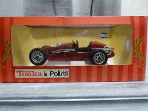 【送料無料】模型車 モデルカー スポーツカー フェラーリビンテージスタイルferrari 500 f2 n 5 ascari 118 polistil boite vintage