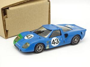 【送料無料】模型車 モデルカー スポーツカー ミニレースキットモンルマンmini racing kit mont 143 matra 620 le mans 1966 n43