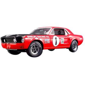 【送料無料】模型車 モデルカー スポーツカー フォードマスタングシェルビートランス#デイトナford mustang shelby trans am 1 24h daytona 1968 118 12988 acme