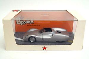 【送料無料】模型車 モデルカー スポーツカー ローバーテストルマンbizarre 143 rover brm test le mans 1963