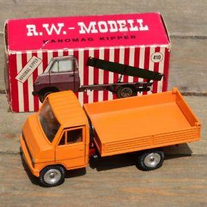【送料無料】模型車 モデルカー スポーツカー モデルモデルrw modell 410 hanomag f40 f75 kipper 150 rwmodell ziss mib ovp