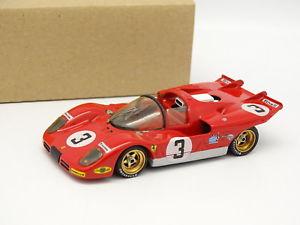【送料無料】模型車 モデルカー スポーツカー キットモンフェラーリモンツァfds kit mont 143 ferrari 512 s n3 monza gp 1970