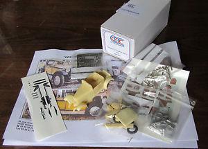 【送料無料】模型車 モデルカー スポーツカー プチドゥクキットvoisin c15 petit duc 1929 kit ccc 143