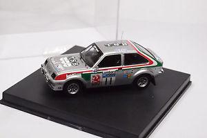 【送料無料】模型車 モデルカー スポーツカー #ラリーtrofeu vauxhall chevette hs 11 rac rally 1978 143