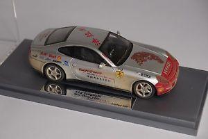 【送料無料】模型車 モデルカー スポーツカー ガソリンフェラーリツアーgasoline bbr ferrari 612 scaglietti tour china 2005 143