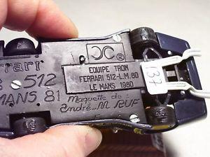 【送料無料】模型車 モデルカー スポーツカー フェラーリルマンキットスポーツチームferrari bb le mans 1980 n 76 kit equipe tron maquette ruf amr leggi tutto