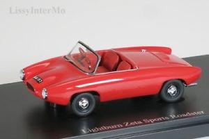【送料無料】模型車 モデルカー スポーツカー ゼータスポーツロードスターバーンオーストラリアカルトlightburn zeta sports roadster australia, 1964 autocult 143 neuovp