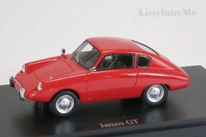 【送料無料】模型車 モデルカー スポーツカー グアテマラカルトjamos gt austria, 1962 autocult 143 neuovp