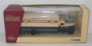 【送料無料】模型車 モデルカー スポーツカー コーギーコレクションシトロエンタイプcorgi 150 collection heritage 74103 citroen type 55 fourgon chambourcy