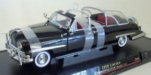 【送料無料】模型車 モデルカー スポーツカー シグネチャスケールリンカーンコスモプレパレードroad signature 124 scale 24058 1950 lincoln cosmo presendential parade car