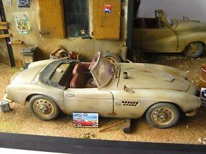 【送料無料】模型車 モデルカー revell scheunenfund スポーツカー modellich ツーリングマニュアルヴィンテージneues angebotbmw 507 touring in 118 revell scheunenfund handarbeit modellich oldtimer 1955, ヤマガマチ:1fb4fe80 --- sunward.msk.ru