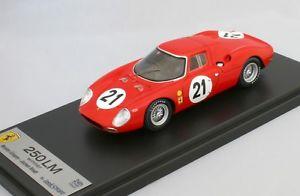 【送料無料 lslm017】模型車 モデルカー スポーツカー du フェラーリルマン#ferrari 143 250 lm 21 winner 24 heures du mans 1965 looksmart lslm017 143, 岬町:e5f92cde --- sunward.msk.ru