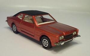 【送料無料】模型車 モデルカー スポーツカー コーギーホイールフォードブロンズメタリック#corgi toys whizzwheels 313 ford cortina gxl bronzemetallic 180