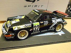 【送料無料】模型車 モデルカー スポーツカー ポルシェニュルブルクリンクporsche 911 964 rsr 24h nrburgring 1993 rhrl alzen grohs gt spirit sp 118