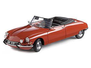 【送料無料】模型車 モデルカー スポーツカー シトロエンカブリオレサンスターcitroen ds19 cabriolet 1961 rot 118 sunstar