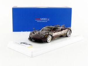 【送料無料】模型車 モデルカー スポーツカー ミニチュアtruescale miniatures 143 pagani huayra dinastia chiwen tsm430120