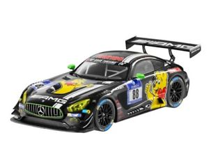 【送料無料】模型車 モデルカー スポーツカー メルセデスベンツモデルカーグアテマラレーシングチームブラックoriginal mercedes benz modellauto gt3 amg haribo racing team 118 schwarz norev