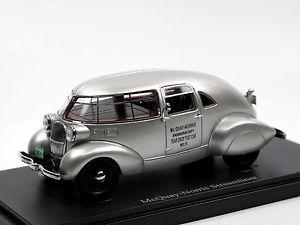 【送料無料】模型車 モデルカー スポーツカー カルトアルミテストautocult 04007 1934 mcquaynorris streamliner aluminium egg 143 test car