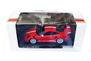【送料無料】模型車 モデルカー スポーツカー ポルシェグアテマラオレンジスパークporsche 911 991 gt3 rs lavaorange iaa 2015 spark 143