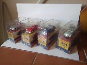 【送料無料】模型車 モデルカー スポーツカー デラックスdinky toys deluxe diecast lot de 4 voitures avec boite