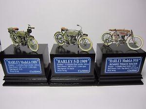【送料無料】模型車 モデルカー スポーツカー ァーキットキットハーレーダビッドソンneues angebot3 kit cixmodels 135 1 x cixm003 1 x cixm007 1 x cixm009 kit harley davidson