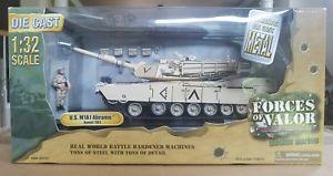 【送料無料】模型車 モデルカー スポーツカー タンクスケールforces of valor us m1a1 abrams tank 132 scale