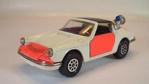 【送料無料】模型車 モデルカー スポーツカー コーギーホイールポルシェタルガミントcorgi toys whizzwheels porsche targa 911s rijkspolitie nr2 very near mint 5618