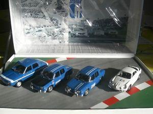 【送料無料】模型車 モデルカー スポーツカー コレクタルノーアルパインcret collector voitures de mon pere renault alpine