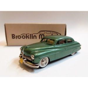 【送料無料】模型車 モデルカー スポーツカー モデルマーキュリードアクーペスカラbrooklin models n15 mercury 2 door coupe 1949 scala 143 mc42010